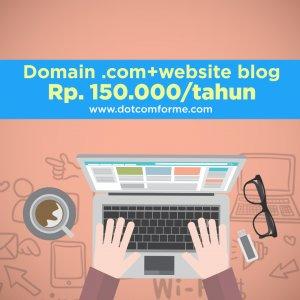 dotcomforblogging keunggulan menggunakan Top Level Domain .net/.com