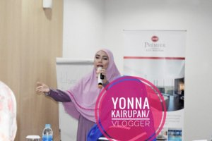 Yonna Kairupan, Multitalented Mom