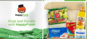 CONTOH paket SHOP IT FORWARD