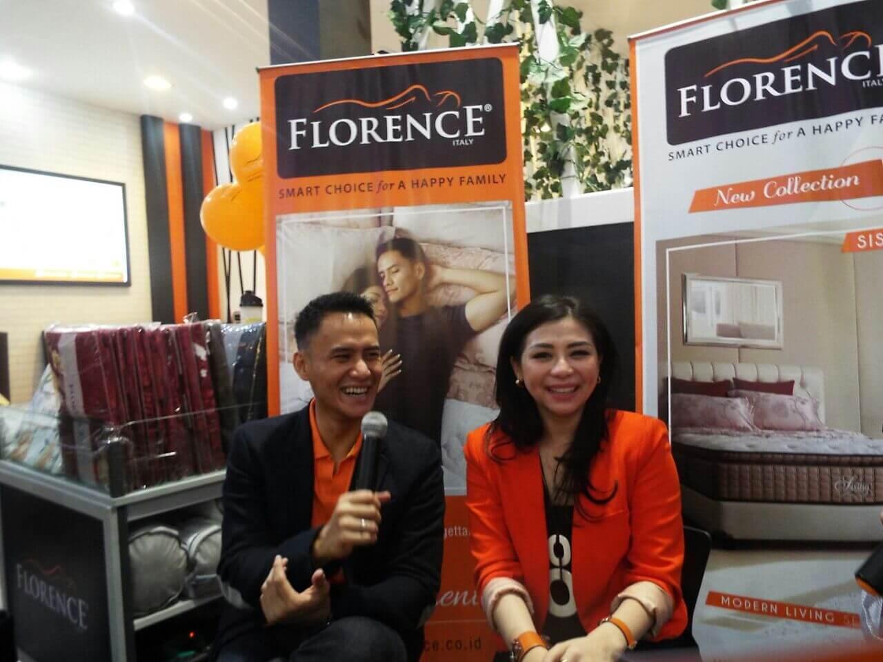 Mini talkshow bersama choky sitohang, tips keharmonisan dalam keluarga