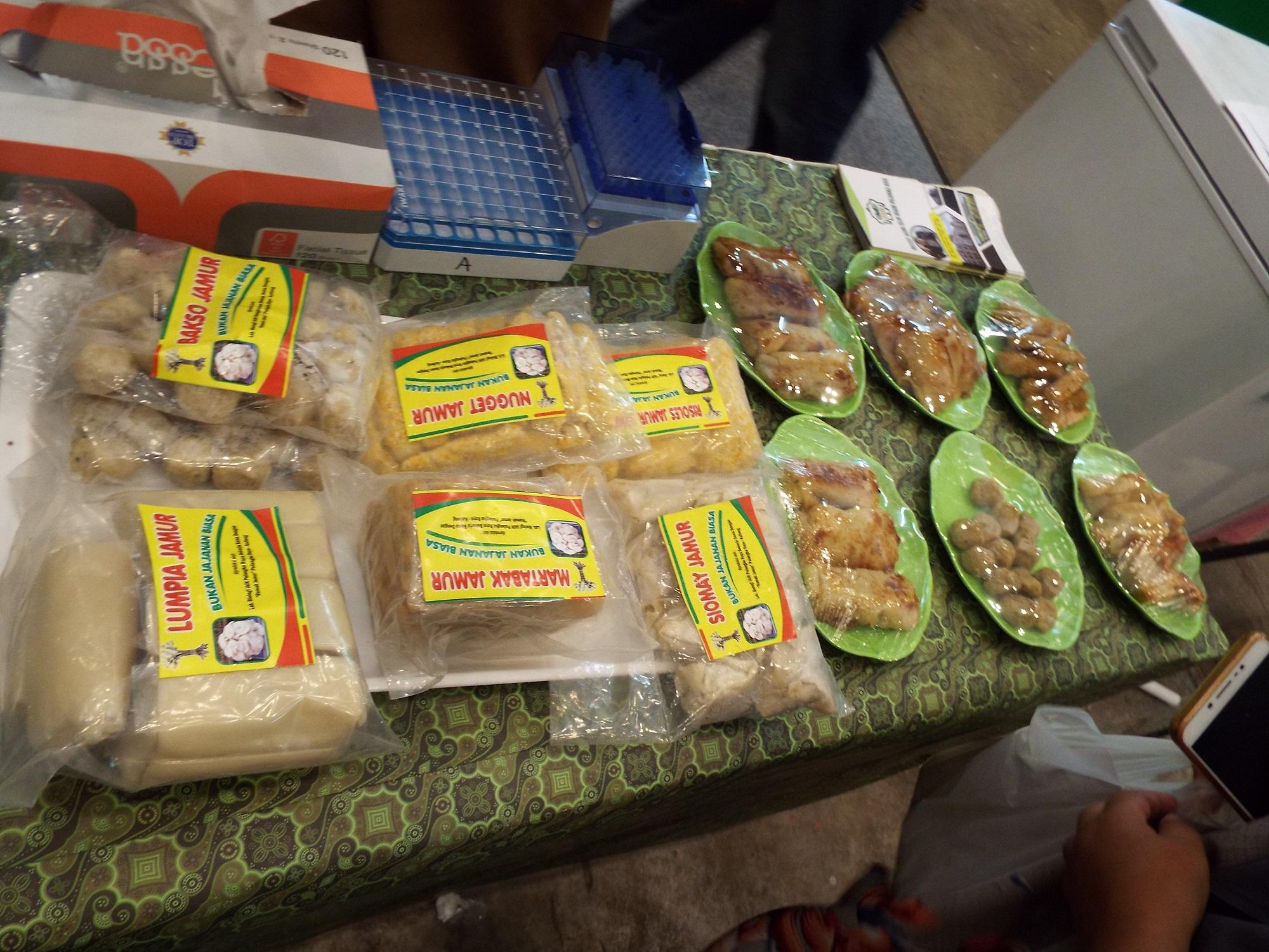 Produk yang di produksi oleh Mahasiswa IAIN Palangkaraya