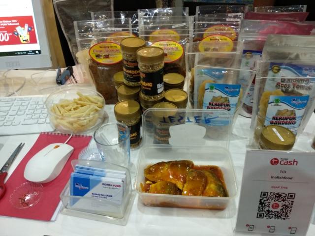 Ragam produk Ikan bandeng inofishfood