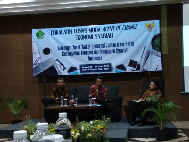 Beberapa narasumber di Event Lokalatih Bogor