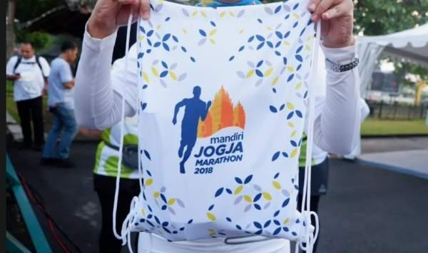 Racepack Mandiri Jogja Marathon