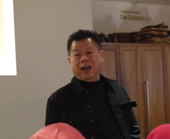 Bapak Kafi Kurnia, Founder Sembutopia