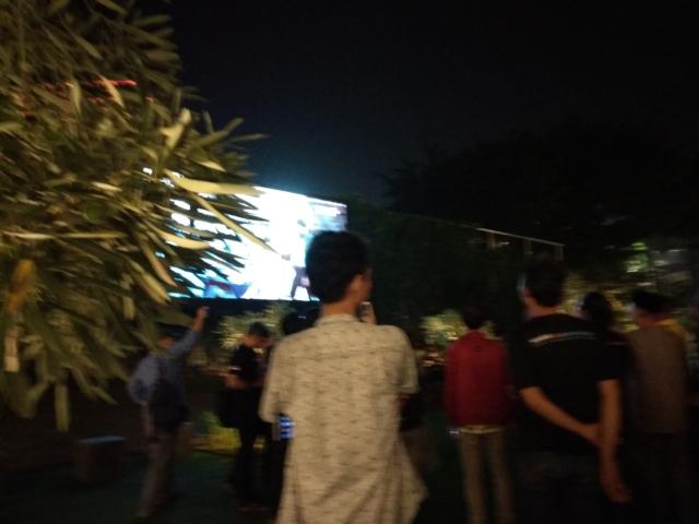 Peluncuran TVC