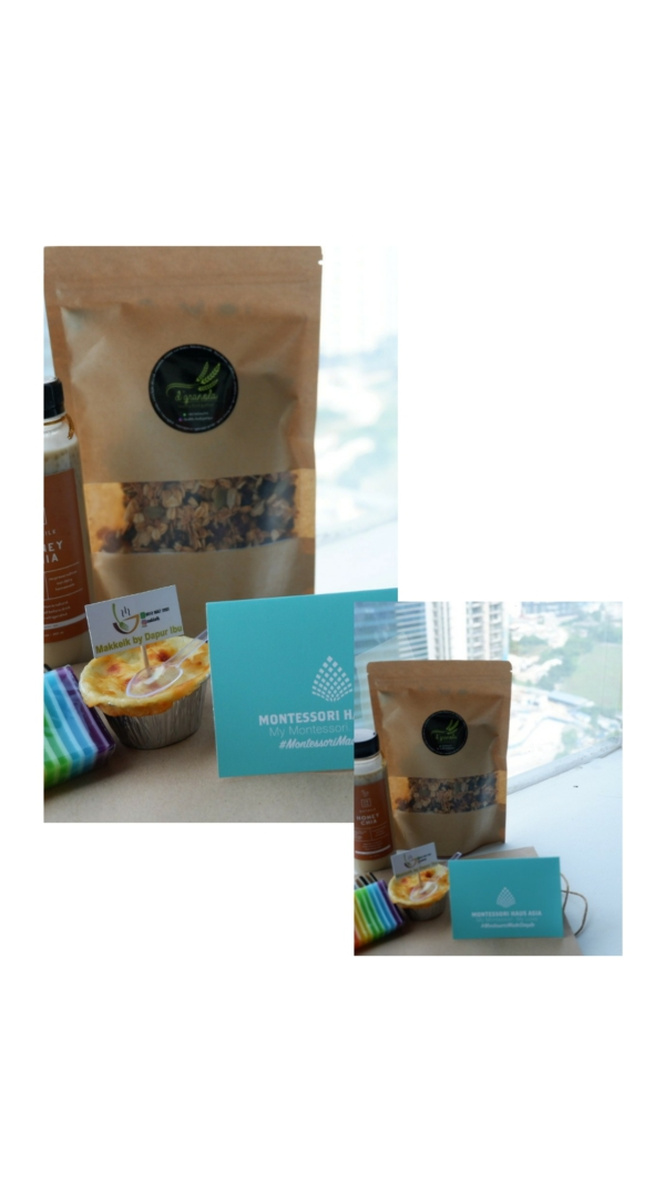 Granola from Healthy Food Project