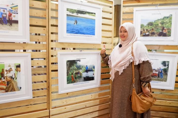 Gallery foto kegiatan Program Insan Bumi Mandiri di Pedalaman