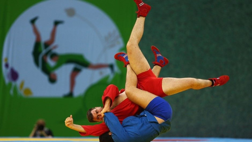 Cabang Olahraga Baru - Sambo