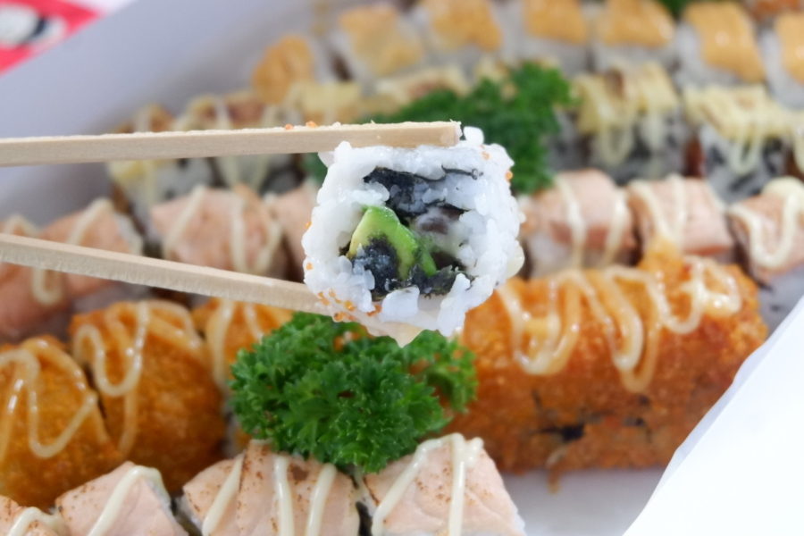 Baiza Sushi sehat halal