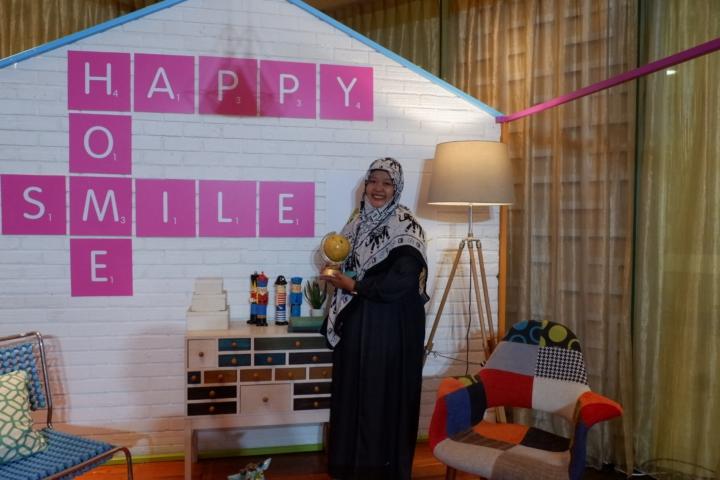 happy home perlindungan rumah terhadap kebakaran/kerusuhan