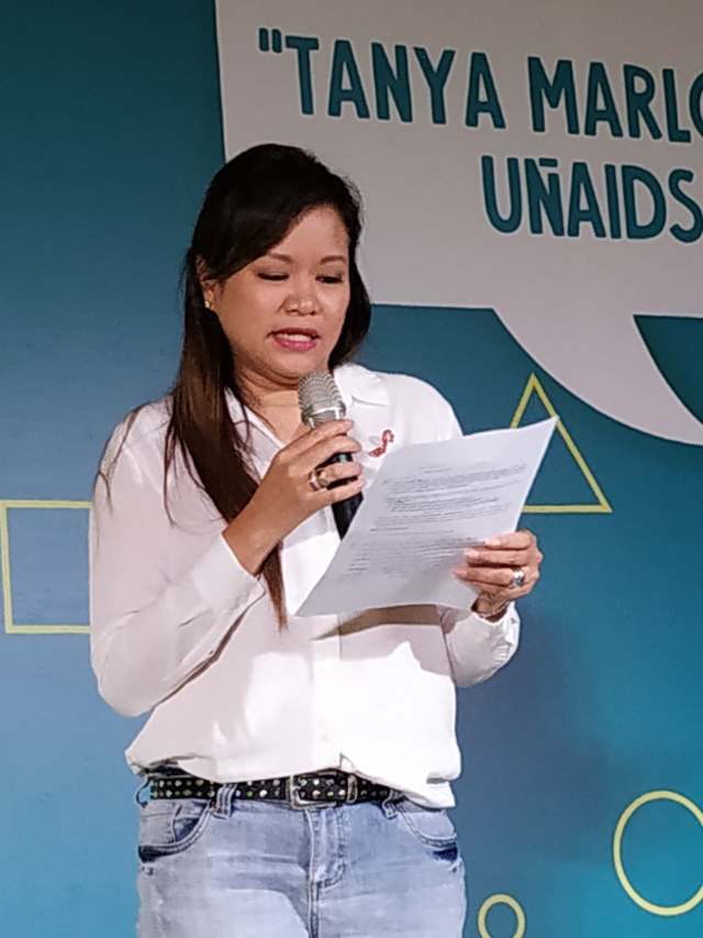 Krittayawan (Tina) Boonto, UNAIDS Indonesia Country Director