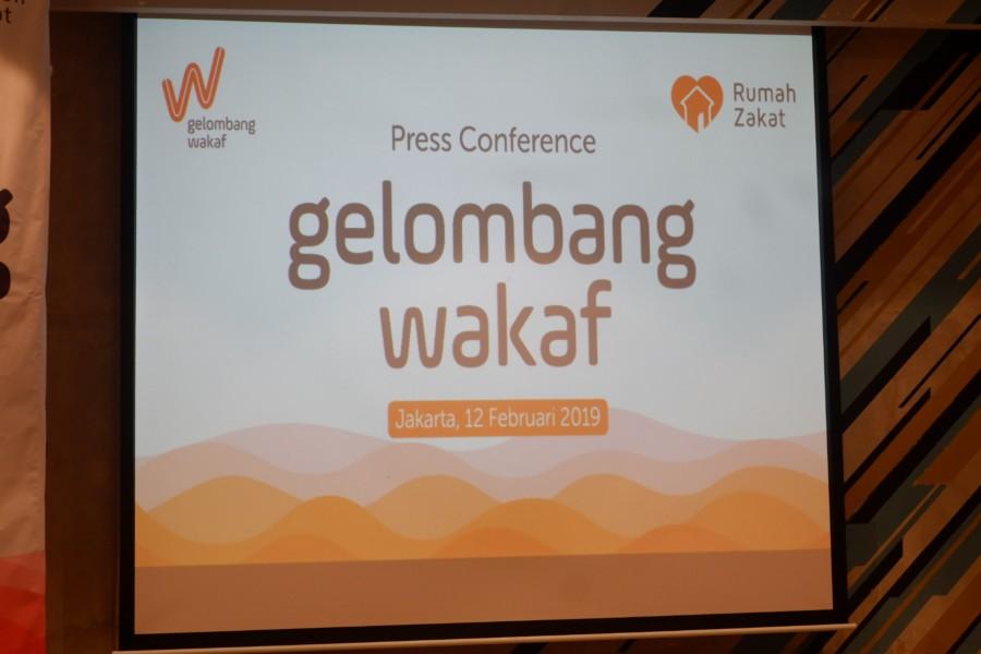 Gelombang Wakaf Movement