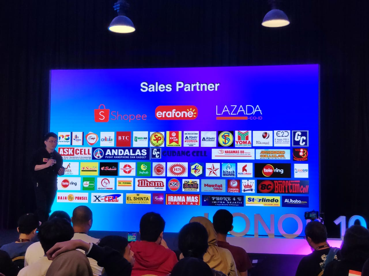 Sales Partner Honor