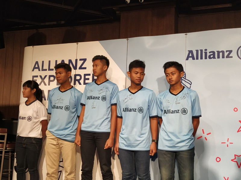 Ini Pemenang allianz Explorer Camp