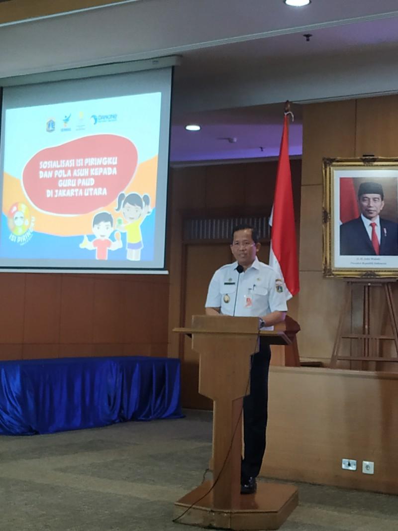 Bapak Wakil Walikota Jakarta Utara