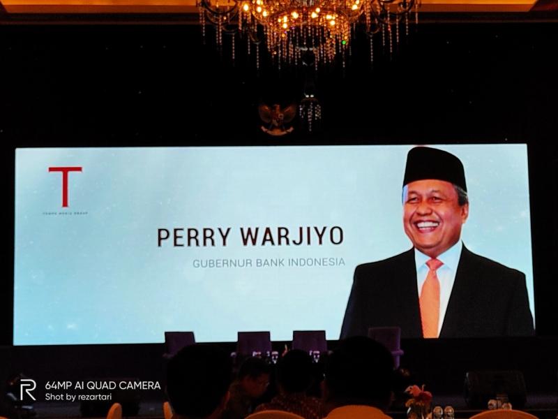 Opening Speech oleh Perry Warjiyo